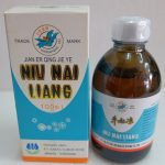 Niu Nai Liang (牛奶凉), Obat Batuk Anak-Anak dan Balita