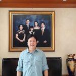 Liem Swie King, Raja Smash Badminton Indonesia