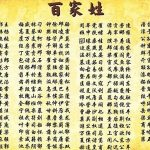 Bai Jia Xing : Asal Usul Marga Tionghoa di Indonesia