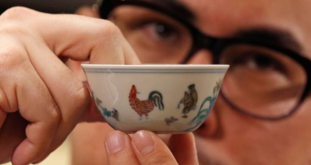 Mangkok Ayam Jago Yang Legendaris : Berawal Dari Kekaisaran Tiongkok