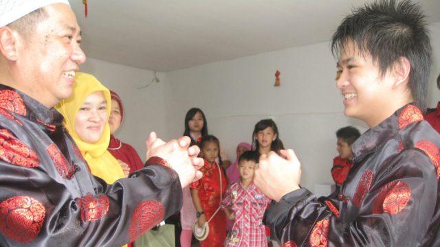 Imlek Muslim Tionghoa