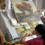 Seni Sulam Sutra, Warisan Tiongkok Pada Dunia!