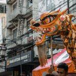 5 Kesenian Tionghoa Menarik : Tarian Barongsai & Naga, Bian Lian, Tarian Kipas dan Wayang Potehi