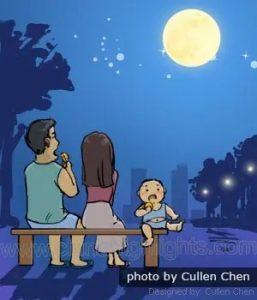 Pemujaan Pada Bulan