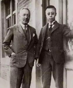 Scotsman Reginald Johnston dan Kaisar Puyi