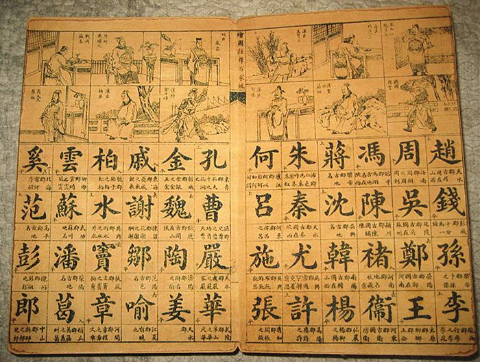Buku Seratus Marga Tiongkok