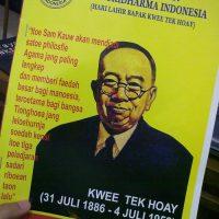 Tridharma (Sam Kauw), Usaha Kwee Tek Hoay Dalam Membendung Kekristenan Terhadap Etnis Tionghoa di Indonesia